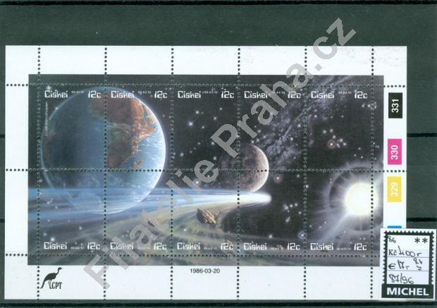 西斯凯邮票:哈雷彗星 - 六一儿童 - 译海拾蚌